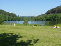 Odenwald Foto: Marbach-Stausee